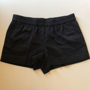 J. Crew Jacquard boardwalk shorts